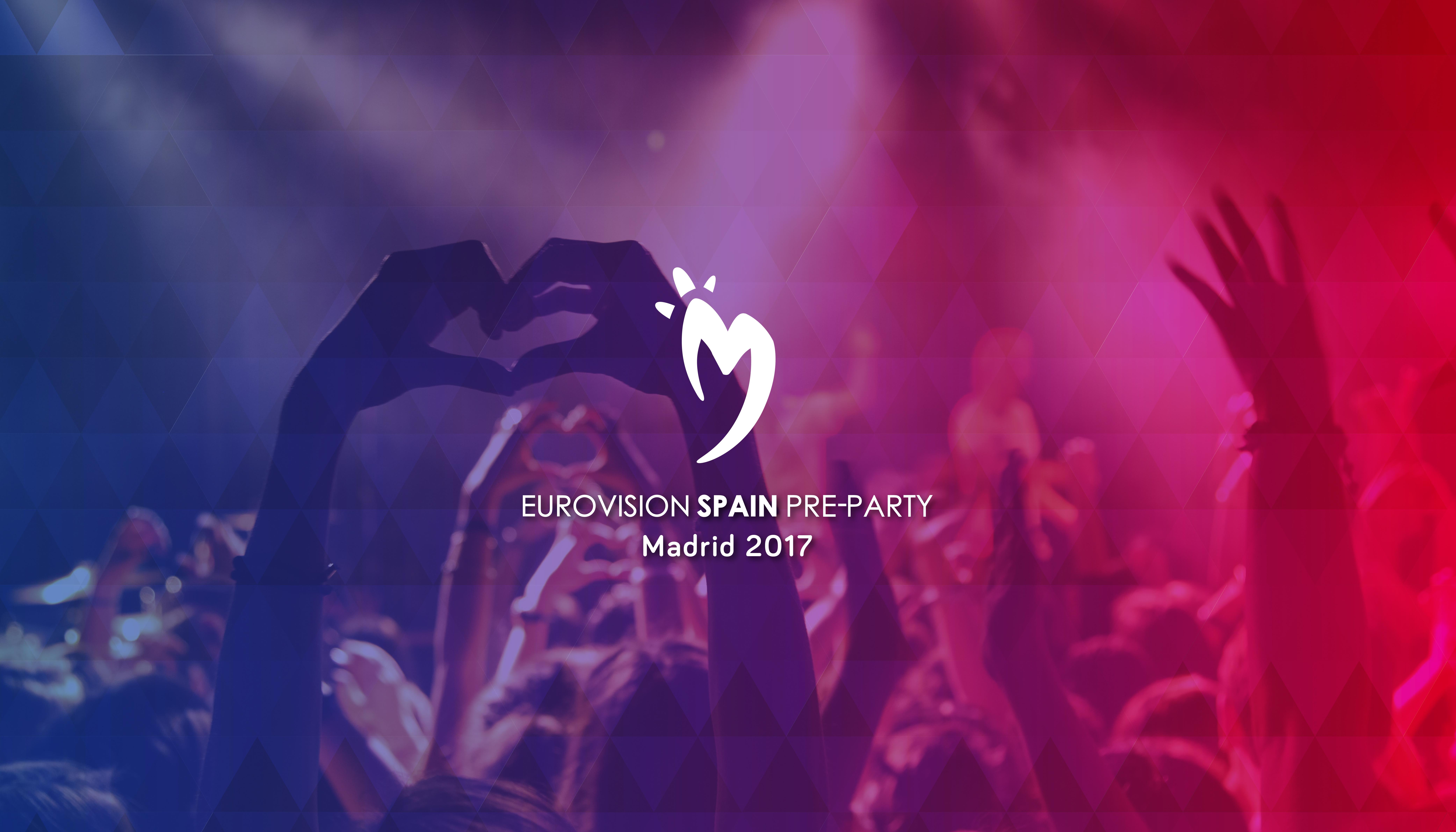 Así será la Alfombra Roja de la Eurovision Spain Pre Party